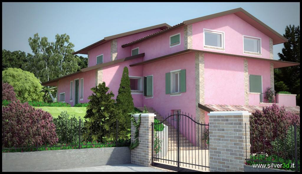 Villa-in-zona-Albinea-fronte