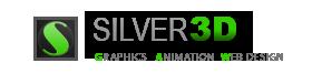 Silver3D Logo