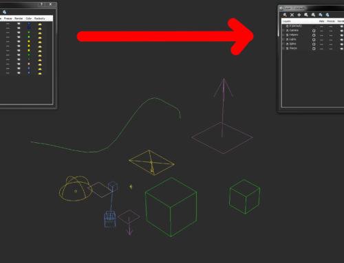 Maxscript – Layer Order