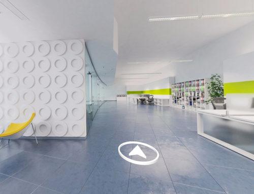 3D interactive virtual tour 360° – VR ready!